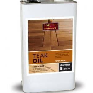 Barrettine Teak Oil 5L