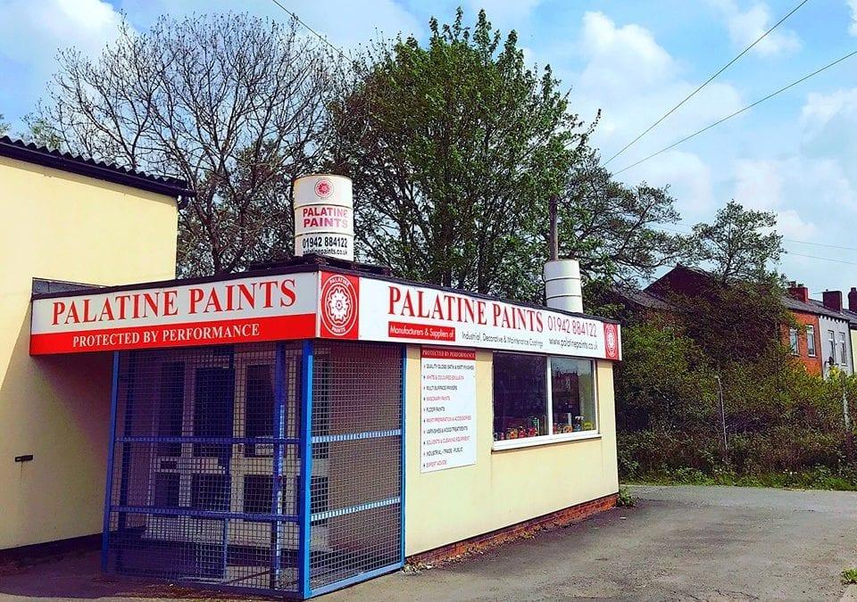 The Palatine Paints Story – A little bit of company history