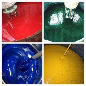 How do you choose paint colour?